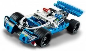 фото Конструктор Lego Technic 'Полицейская погоня '(42091) #3