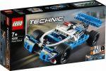 Конструктор Lego Technic 'Полицейская погоня '(42091)