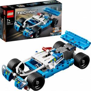 фото Конструктор Lego Technic 'Полицейская погоня '(42091) #5