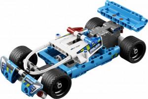 фото Конструктор Lego Technic 'Полицейская погоня '(42091) #2