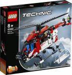 Конструктор Lego Technic 'Спасательный вертолёт '(42092)