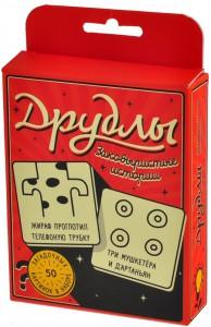 Настольная игра Magellan 'Друдлы' (цветная версия) (MAG03625)
