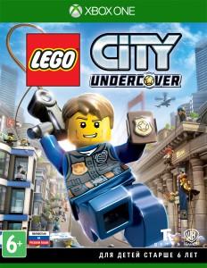 игра Lego City Undercover Xbox One - русская версия