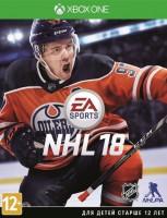 игра NHL18 Xbox One - русская версия