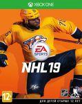 игра NHL 19 Xbox One - русская версия
