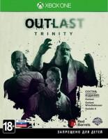 игра Outlast Trinity Xbox One - русская версия