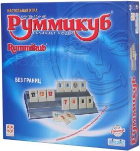 Настольная игра Стиль жизни 'Руммикуб. Без границ' (98618)