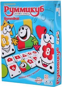 Настольная игра Стиль жизни 'Руммикуб. Хорошее начало' (98620)