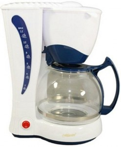 Кофеварка Maestro белая (MR400-б)