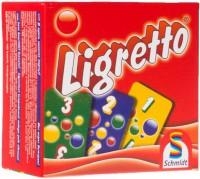 Настольная игра Schmidt Spiele 'Лигретто красный' (01309)