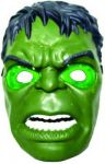 Подарок Светящаяся карнавальная маска  UFT 'Халк ' (Hero1)