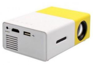 Подарок Мини портативный проектор UFT Mini Projector (UFTVP1)