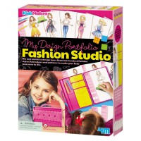 Набор для творчества 4M 'Модная студия' (00-04720)