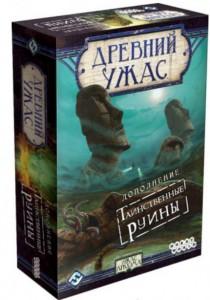 Настольная игра Hobby World 'Древний Ужас: Таинственные руины' (915045)
