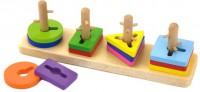 Сортер Viga Toys 'Форма и Цвет' (50968)