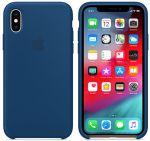 Чехол для смартфона Apple iPhone XS Max Silicone Case - Blue Horizon (MTFE2)