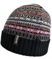 Водонепроницаемая шапка DexShell Beanie Fair Isle (DH362BH)