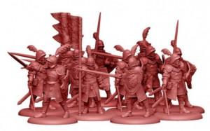 фото Настольная игра Hobby World  'Песнь Льда и Огня: Стартовый набор 'Старки против Ланнистеров' (181922) #5