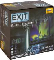 Настольная игра Zvezda 'Exit Квест. Полярная станция' (8972)
