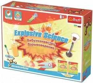 Игровой научный набор Trefl Science4you 'Взрывоведение' (60902)
