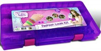 Набор для плетения браслетов Loom Bands 'Violetta', 2400 резинок (2395080)