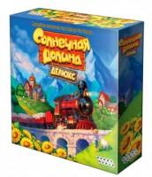 Настольная игра Hobby World 'Солнечная долина Делюкс' (915041)
