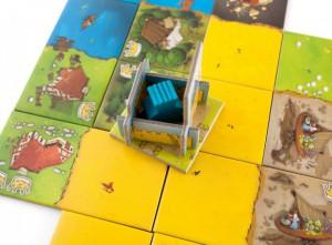 фото Настольная игра Стиль Жизни  'Лоскутное королевство' (RU Kingdomino) (321092) #6