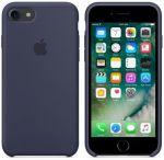 Чехол для смартфона Apple iPhone XR Silicone Case - Midnight Blue