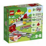 Конструктор Lego Duplo Town Рельсы (10882)