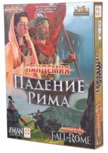 Настольная игра  Стиль Жизни ' Пандемия. Падение Рима' (321955)