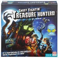 Настольная игра Mattel Games' Охотники за сокровищами против приведений' (FBH20)