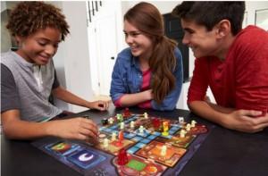 фото Настольная игра Mattel Games' Охотники за сокровищами против приведений' (FBH20) #4
