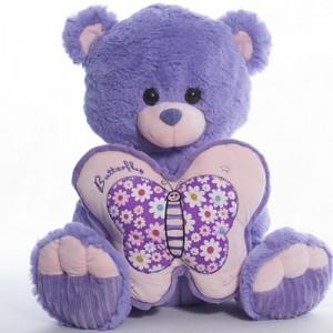 Мягкая игрушка 'Ведмедик закоханий 02' (00712-1)