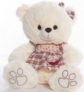 Мягкая игрушка 'Медвежонок Мишель 01' (21037)