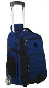 Сумка-рюкзак на колесах Granite Gear Haulsted Wheeled 33 Midnight Blue/Black (926088)
