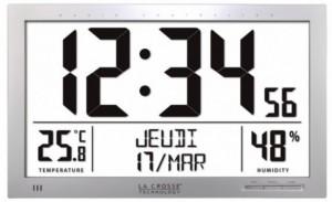 Метеостанция La Crosse WS8013-SIL (926630)