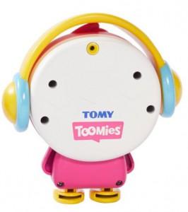 фото Детский свисток Tomy 'Музыкальная птичка' розовый (T72813C-1) #2