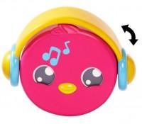 Детский свисток Tomy 'Музыкальная птичка' розовый (T72813C-1)