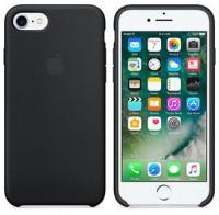 Чехол для смартфона Apple iPhone XR Silicone Case - Black