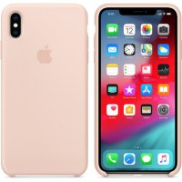 Чехол для смартфона Apple iPhone XR Silicone Case - Pink Sand