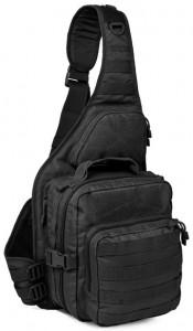 Рюкзак тактический Red Rock Recon Sling Black (921456)