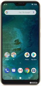 фото Смартфон Xiaomi Mi A2 Lite 4/32 Gold EU/CE #3