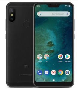 Смартфон  Xiaomi Mi A2 Lite 4/64 Black EU/CE