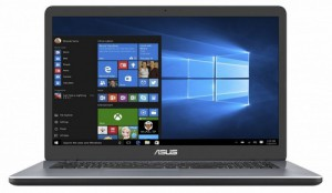 Ноутбук ASUS X705MB (X705MB-GC001) Grey