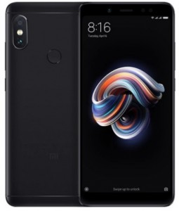 Смартфон Xiaomi Redmi Note 5 4/64Gb Black EU/CE