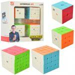 фото Набор головоломок QiYi 'Кубики Рубика' (EQY526) #2
