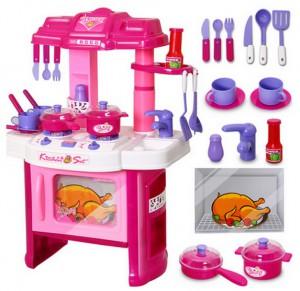 Игровой набор Bambi 'Кухня' (008-26)