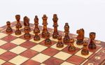фото Шахматы деревянные Xinliye 3в1 на магнитах (W7702) #5