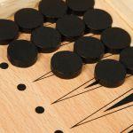 фото Шахматы деревянные Xinliye 3в1 на магнитах (W7702) #8