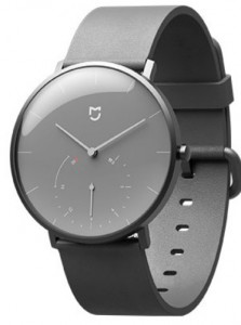 Умные часы MiJia Quartz Smartwatch SYB01 Grey (Ф03279)